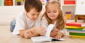 É na infância que o hábito da leitura se fortalece