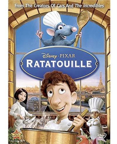 Ratatouille: a importância da determinação e o valor da amizade