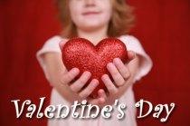 Dia de São Valentim é dia de celebrar os corações apaixonados.