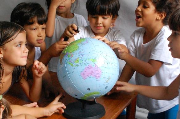 """Projeto da escola """"Meu Planeta Terra"""": maravilhosas descobertas acerca do lugar em que vivemos. Vale a pena acompanhar!"""