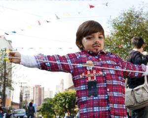 As Festas Juninas são celebradas em todo o Brasil, principalmente na Região Nordeste.