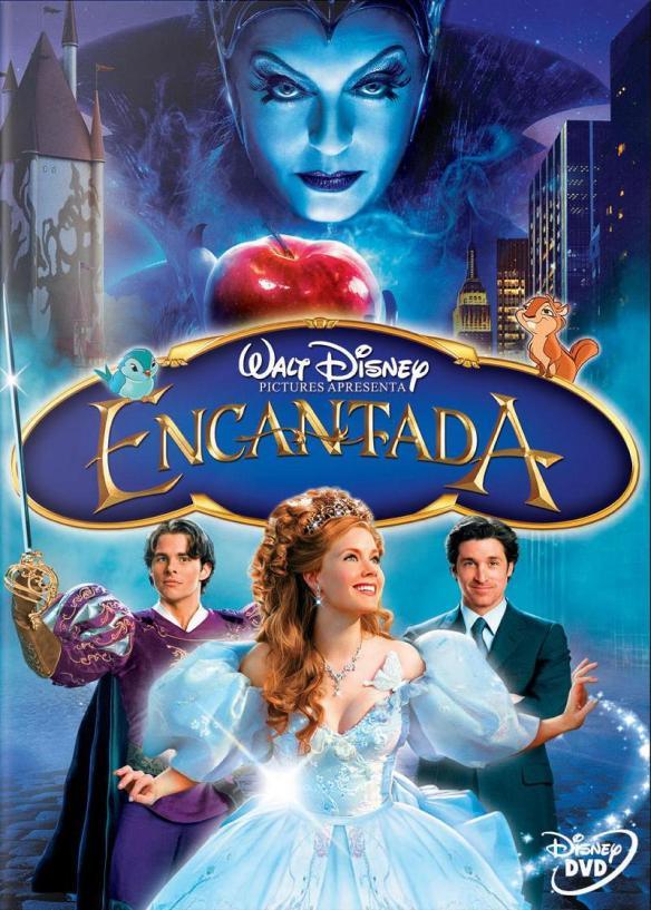 Encantada é um filme mágico e com muitas aventuras.