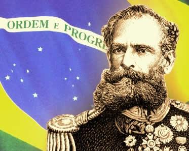 Marechal Deodoro da Fonseca foi o proclamador da república e 1º presidente do Brasil.
